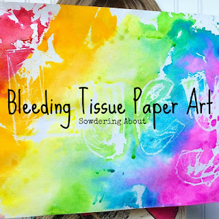 Bleeding Tissue Art
