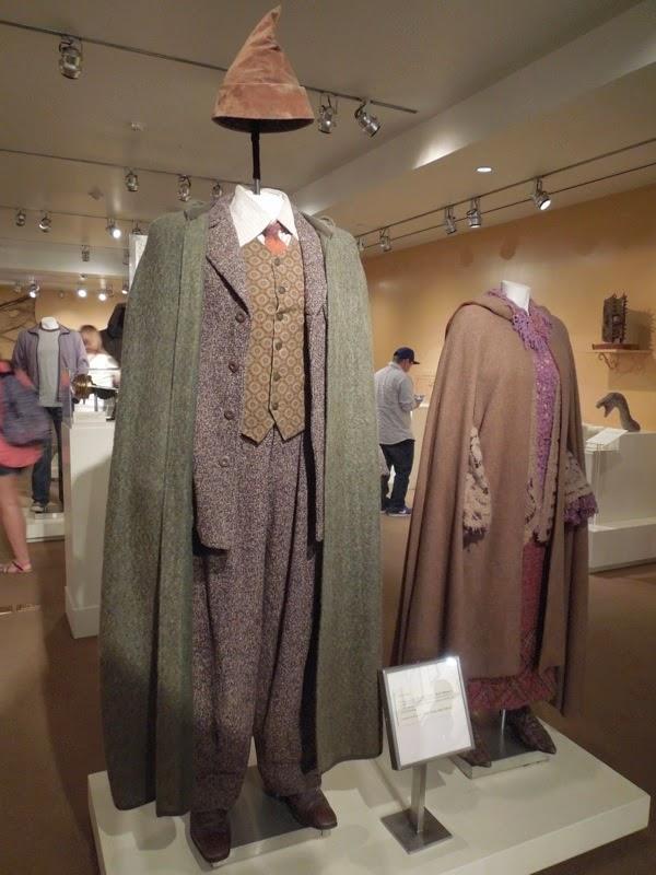 Mr Mrs Weasley Harry Potter movie costumes