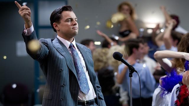 Leonardo DiCaprio El Lobo de Wall Street
