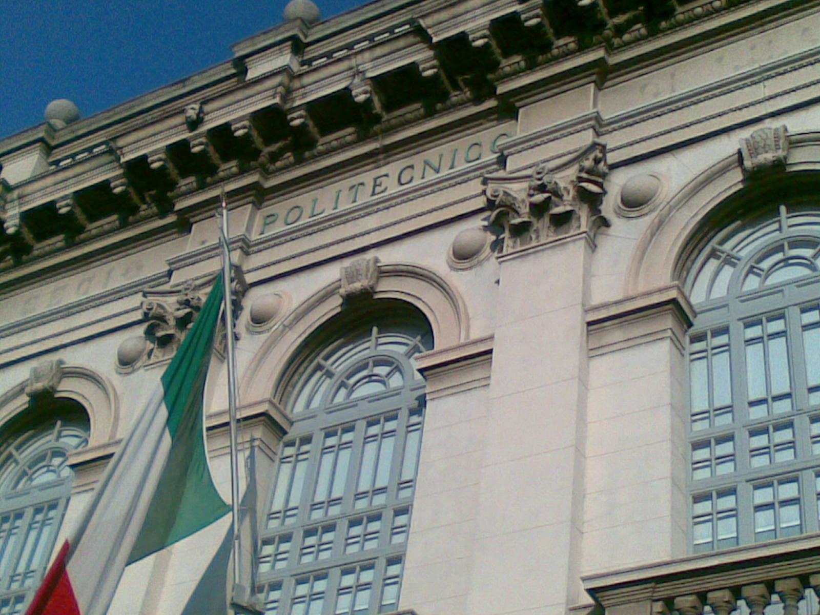 Gdlombardia elezioni universitarie al politecnico di milano for Politecnico di milano