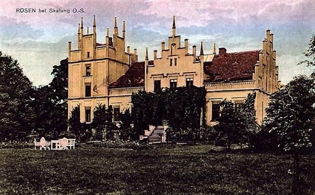 Rożńów, woj. opolskie