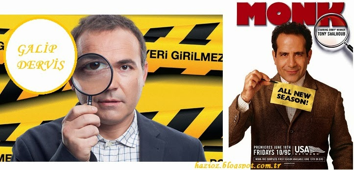 Galip Derviş &  Monk