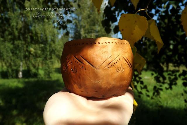 Керамические кружки Мугур Молочный обжиг Блог Вся палитра впечатлений Ceramics Palette of impression blog