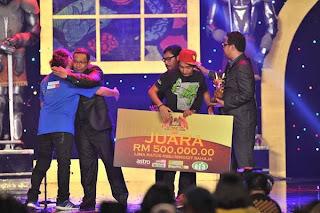 Video Kemenangan Jozan di Final Maharaja Lawak 2012