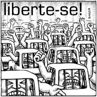Liberte-se do trânsito! Compre uma bicicleta!