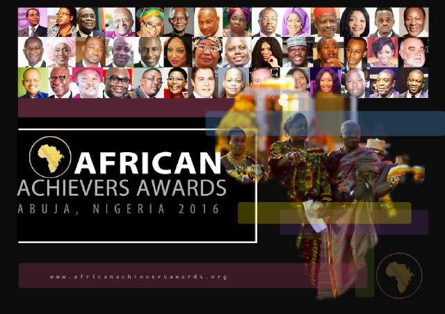 African Achievers Award