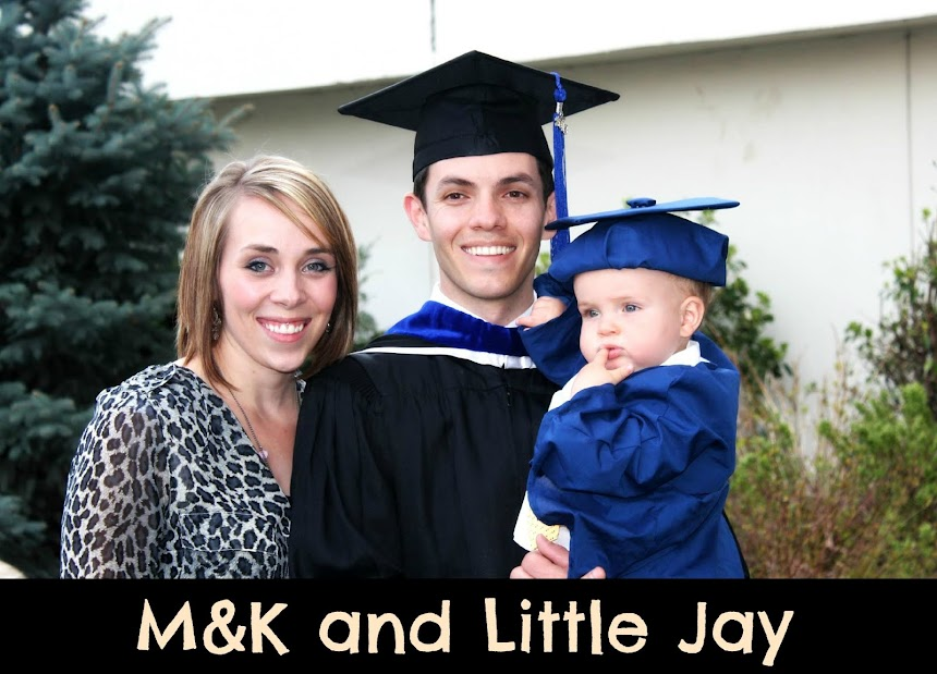 M & K  and Little Jay
