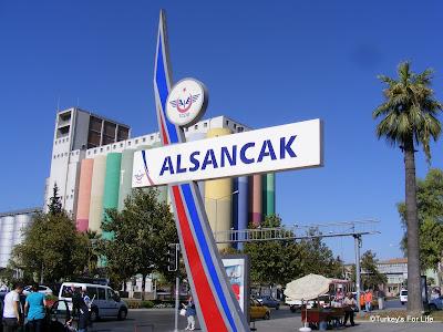 Alsancak Train Station