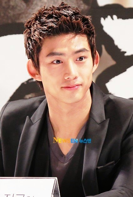 Foto Model Rambut Pria Korea