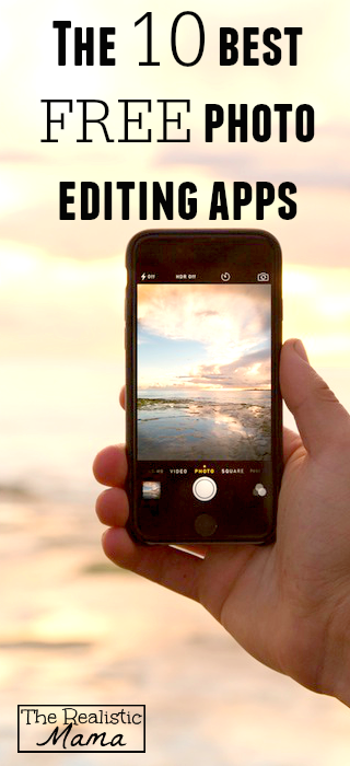 10 of the best free photo editing apps