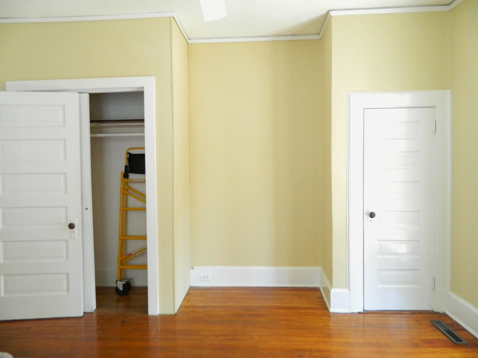 A Creative Day Our New Master Bedroom Closets