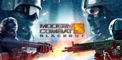 Modern Combat 5: Blackout v1.3.0j APK + DATA