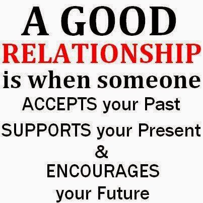 Is Good On Relationship Based A What