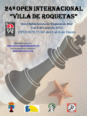 "OPEN INTERNACIONAL ""VILLA DE ROQUETAS"""