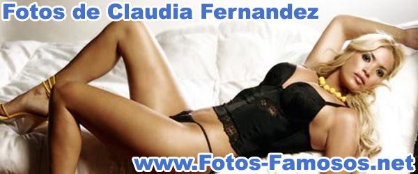 Fotos de Claudia Fernandez