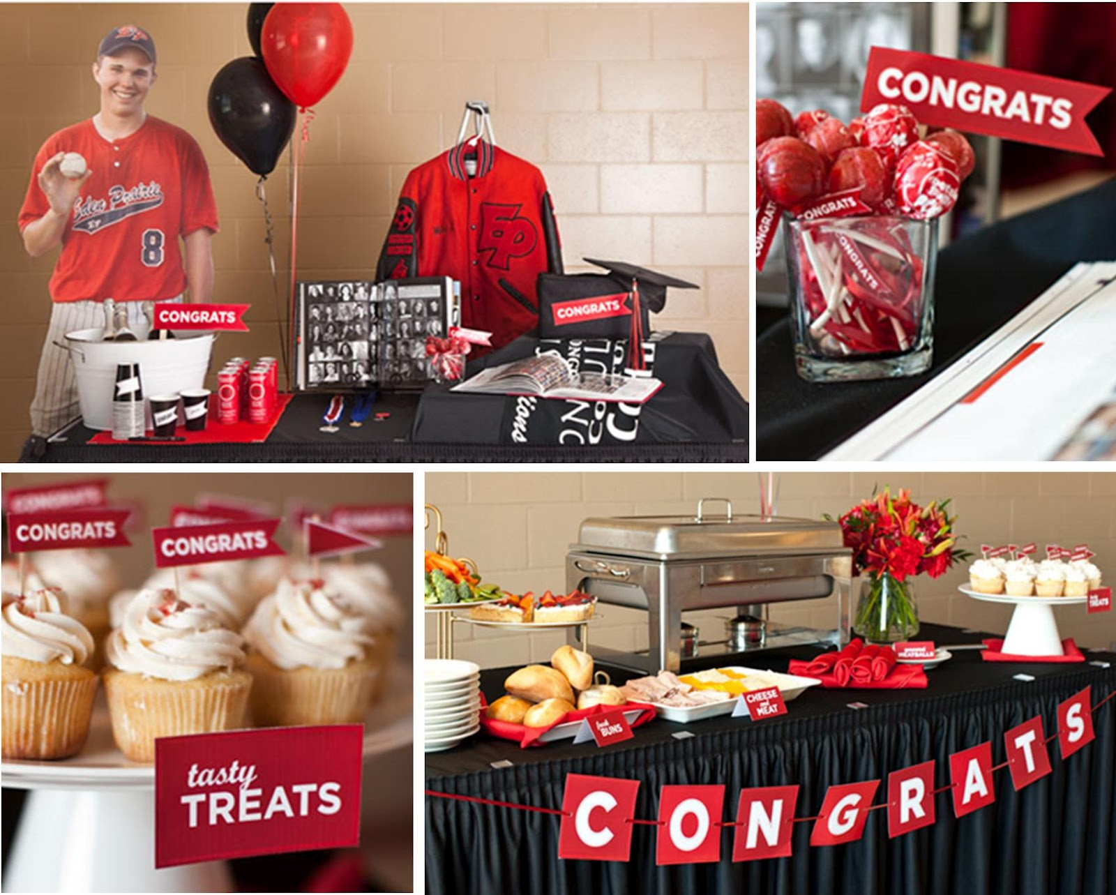 Decoration Ideas For Graduation Party