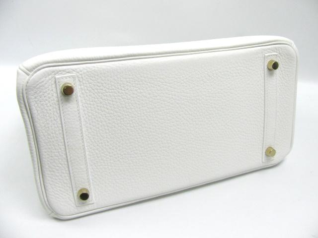 Hermes Rouge Pivoine Togo Leather 35cm Birkin Bag w/ Palladium Hardware