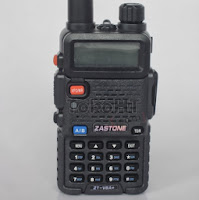 HT Zastone ZT-V8A+ Dual Band VHF UHF with FM Radio