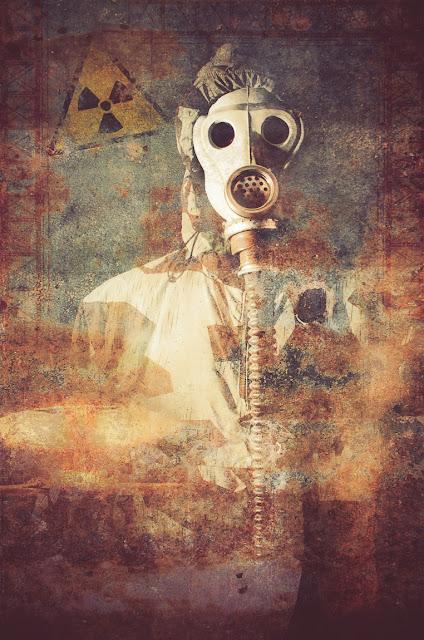 NBC mask illustration