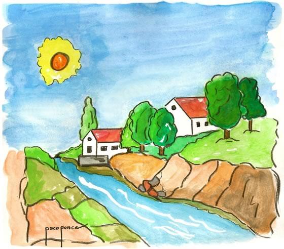 22 de Marzo Día Mundial del agua - UNIÓN HISPANOMUNDIAL DE