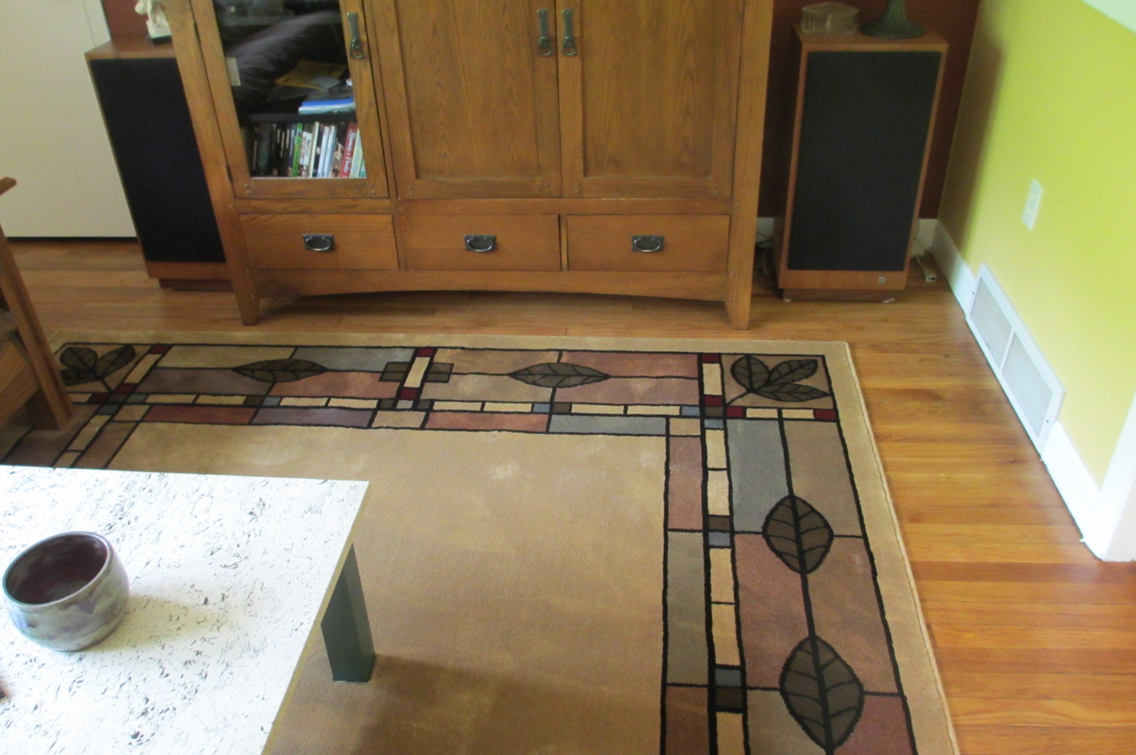 Tuscany Tile Smooth Surface Flooring For Kitchens