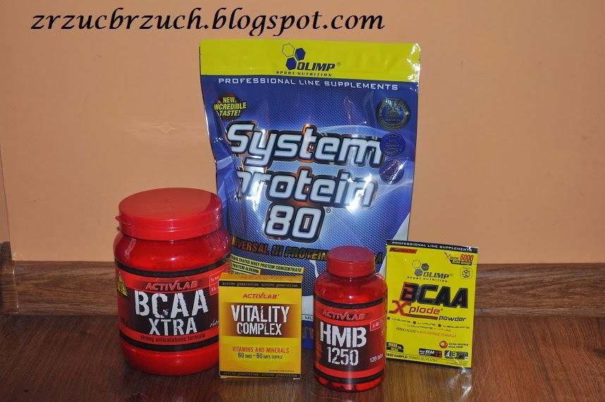HMB + BCAA
