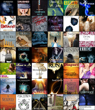 Young Adult Indie Carnival Author's Books
