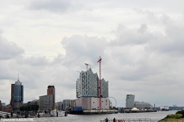 Hamburg, Welt entdecken, Elbe, Elbphilharmonie