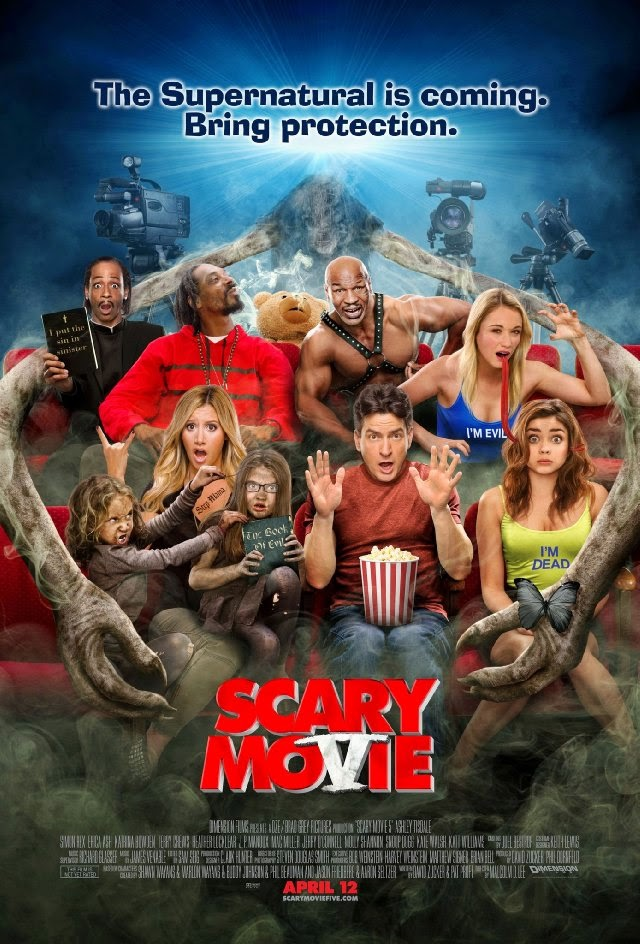La película Scary Movie 5