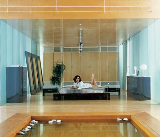 Designer Contemporary Bedroom Furniture Future Dream House Design