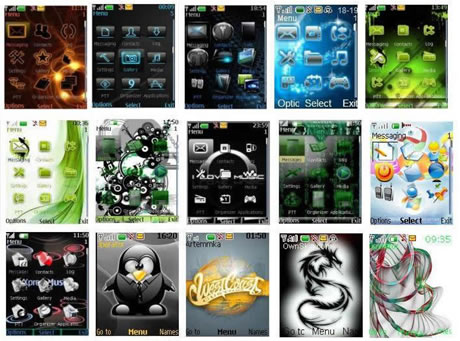 Download free themes for your mobile phone | Zedge
