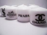 My Candles Fabricio Sandles