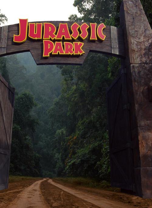 Gates Of Jurassic Park