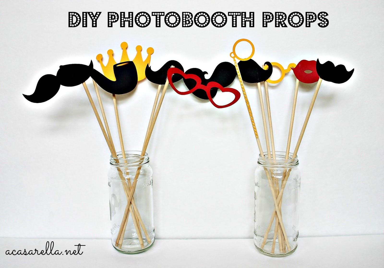 DIY Photo or FauxTow Booth A Casarella