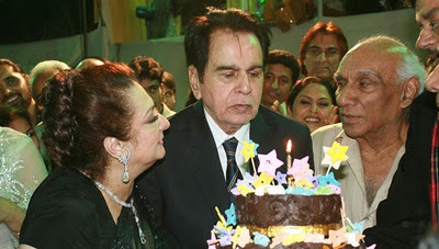 Dilip Kumar Birthday celebration