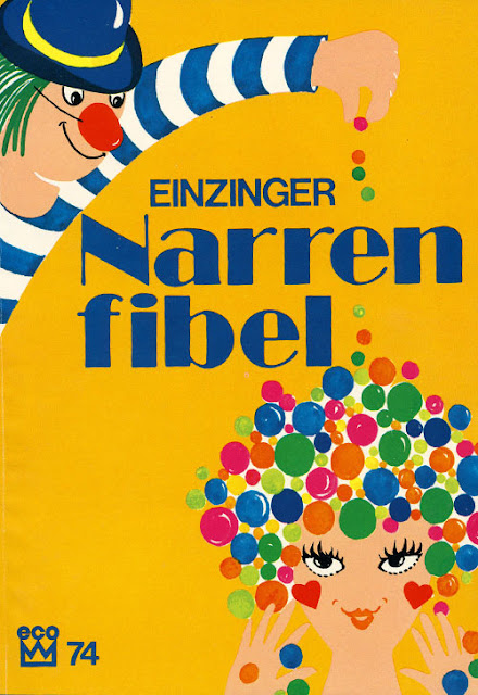 Cover image of vintage German catalog from 1974