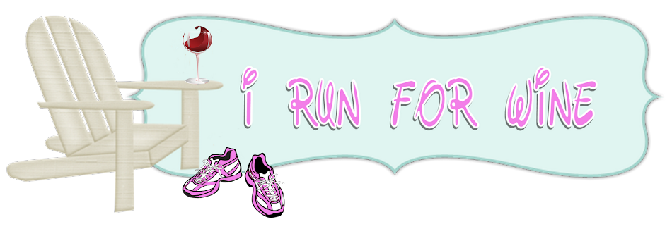 I Run For Wine