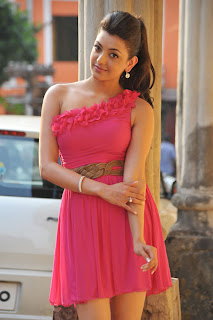 Kajal Agarwal Unwatermark Pictures from Businessman Telugu Movie