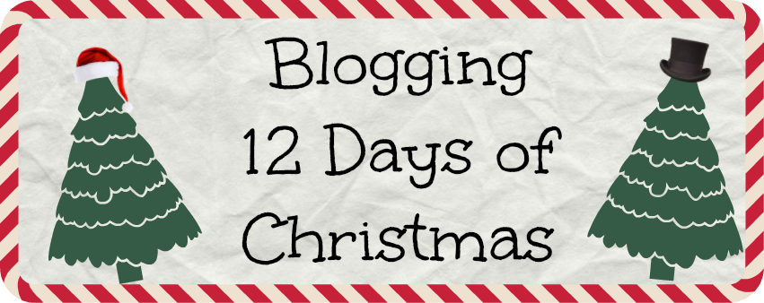 12 Days of Blogging
