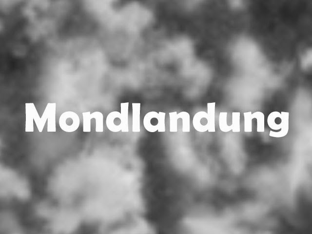 Mondlandung Wallpaper