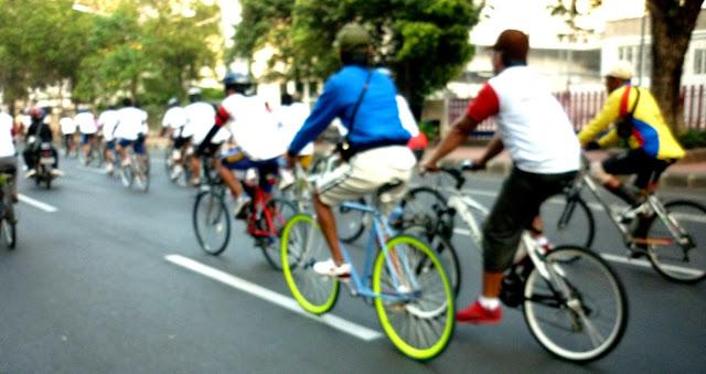 Bersepeda Menjadi Muda