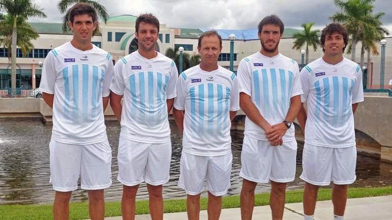 Copa Davis-Argentina-Israel
