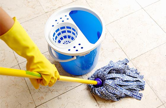Качественная уборка квартиры своими руками
