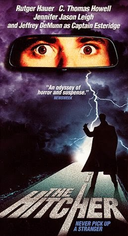 comparison of the hitcher and the Spare and engrossing original road slaughterfest read common sense media's the hitcher (1986) review, age rating, and parents guide.