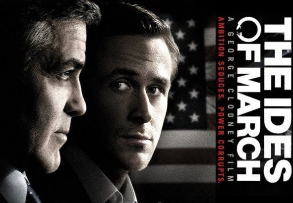 Let's watch this TV spot of The Ides of March, the upcoming ...