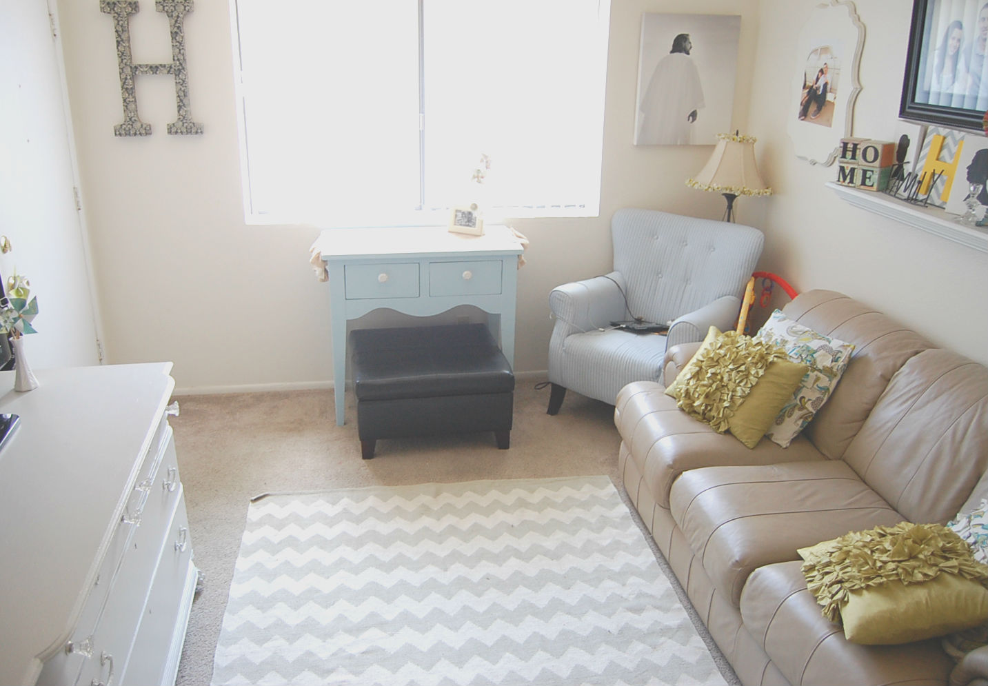 Crafting tips & DIY Projects: Decorating on a budget: Renting: House ...