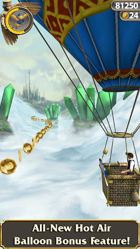 best Temple Run: Oz APK 1.6.0 Version