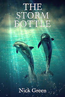 dolphins book The Storm Bottle