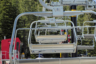 Girl injured in fall from Squaw Valley Chairlift