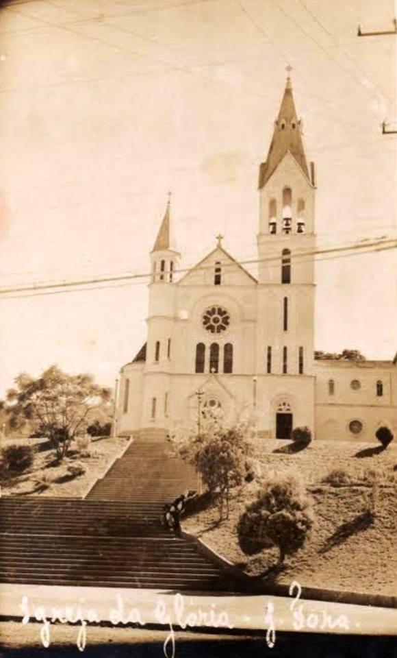 IGREJA DA GLÓRIA 1940 OU1950